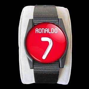 "Amazon.com: Cristiano Ronaldo Jersey Wristband/bracelet 1.25"" Diameter"