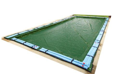 Warranty 16/'X32/' Polar Plus Rectangle Inground Swimming Pool Winter Cover 12 Yr