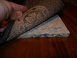 5\'x8\' Multiple Sizes. AREA RUG PAD. Manufacturer: Carpenter Style: Sage PREMIUM 3/8\