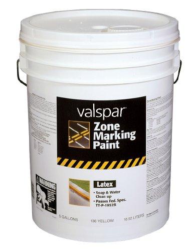 What cleans latex paint off concrete