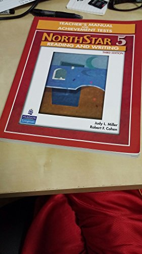NorthStar 5: Reading and Writing (Teacher's Manual & Achievement Tests) 3rd Edition (NorthStar)