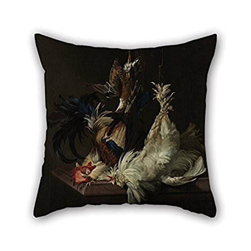 Happy Festival Cushion Cases Of Willem Van Aelst Stilleven Met Gevogelte 20 X 20 Inches 50 By 50 Cm Best Fit For Car Son Adults Home Theater Bedding Relatives Both Sides For Home (Dresser Knobs Mets compare prices)