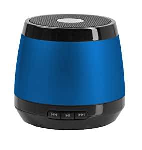 HMDX Jam Classique Enceinte portable Bluetooth Bleu