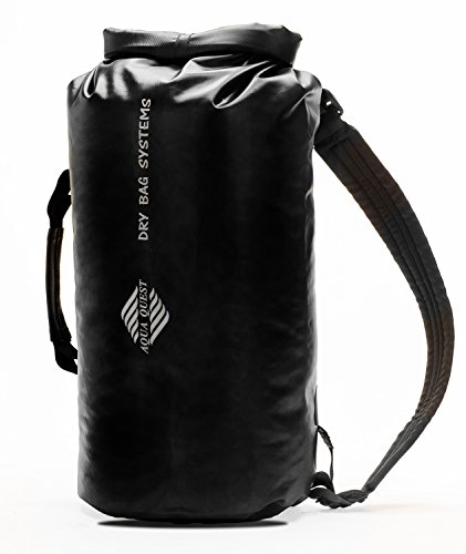 Aqua Quest Mariner 20 - 100% Waterproof Dry Bag Backpack - 20 Liter, Durable, Comfortable, Lightweight, Versatile...