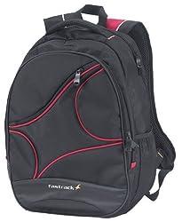 Fastrack Laptop Backpack (Black)