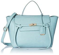 Diana Korr Women's Handbag (Sky Blue) (DK90HLBLU)