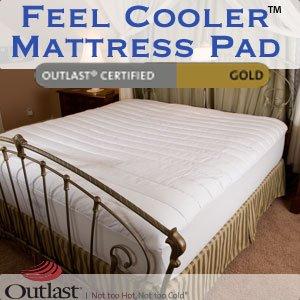 Reviews Temperature Regulating Mattress Pad Feel Cooler