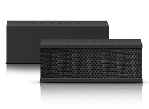 Photive Cyren Portable Wireless Bluetooth Speaker, Black