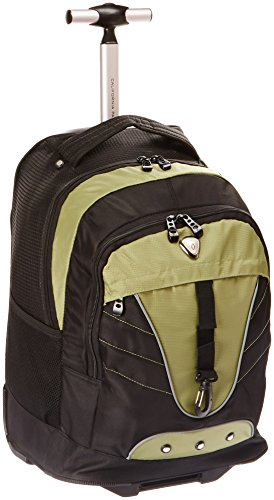 calpak-night-vision-olive-18-inch-rolling-multi-compartment-backpack