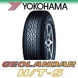 ヨコハマ(YOKOHAMA)  サマータイヤ  GEOLANDAR  H/T-S  G051  225/65R17  101H