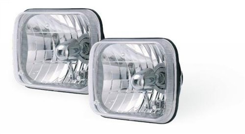 Rampage Jeep 5089927 Halogen Conversion Headlight Kit (Headlights For 93 Toyota Pickup compare prices)