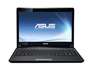 ASUS UL80JT-A2 Thin and Light 14-Inch Laptop (Black)