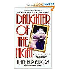 Daughter Of The Night by Elaine Bergstrom
