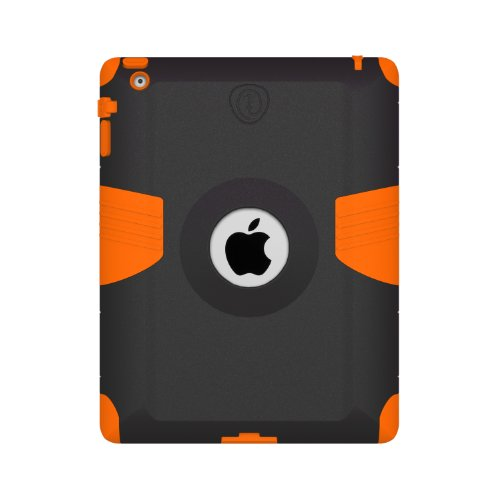 Trident Case Kraken Ams Series For Apple Ipad 4, Orange (Ams-New-Ipad-Or)