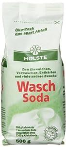Holste Waschsoda, 4er Pack (4 x 500 g)
