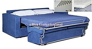 Materasso in lattice per divano letto misura - Materassi per divano letto su misura ...