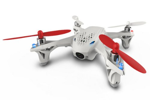Hubsan X4 FPV Quadrocopter mit Live-Video,