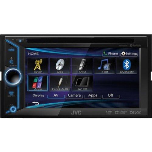 Jvc Kwv20Bt Brand New Mobile 6.1-Inch Monitor, D-Din