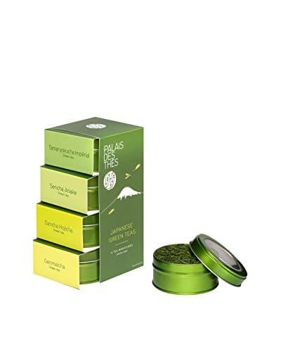 Palais des Thés Set of 4 Miniatures 4.06-Oz. Japanese Green Teas Box Set