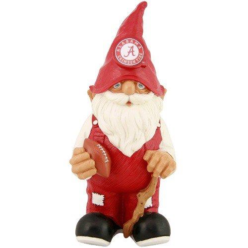 Alabama Crimson Tide Football Garden Gnome