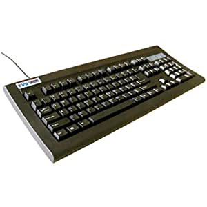 TVS-e Bharat Gold PS2 Wired Keyboard