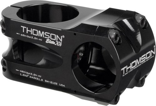 thomson-0-degree-75mm-318mm-x4-stem-for-15-inch-steerers-black