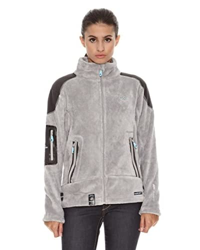 Geographical Norway Giacca in Pile Topaze [Giallo]