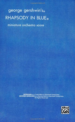 Rhapsody in Blue: Mini Score (Score)