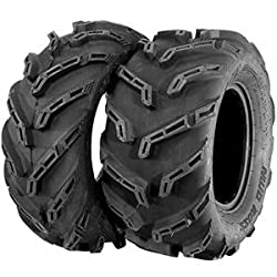 QuadBoss Mud Boss Front/Rear Utility Tire – 26×11-12/–