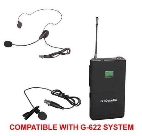 gtd audio g 622h manual