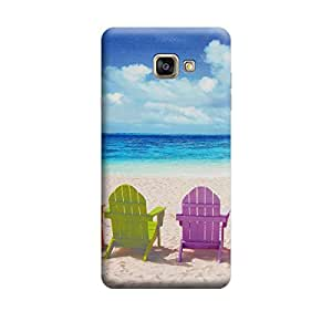 Ebby Premium Printed Mobile Back Case Cover With Full protection For Samsung A7 2016 A710 (Designer Case)