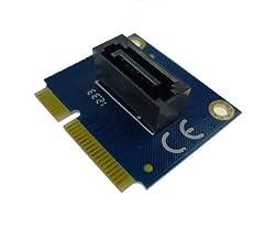 Micro SATA Cables - mSATA to 7pin SATA Adapter