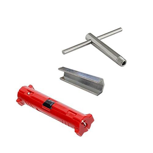 Sat-Montage-F-Stecker-Aufdrehset-Aufdrehhilfe-3-Teilig-Abisolierer-Montageschlssel-F-Knebel