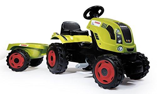 7600710114 - Traktor Farmer Claas Arion 400, Outdoor und Sport, XL, grün