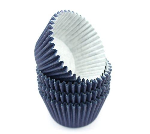 Turtle Products - Papel para magdalenas, color: azul