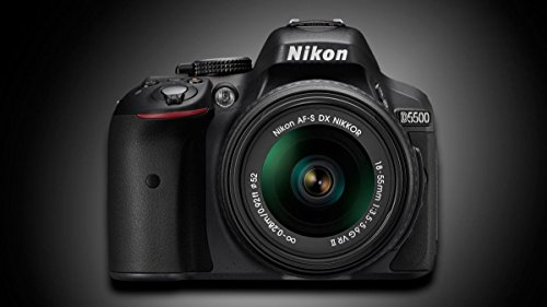 Nikon-Digital-SLR-D5500-Combo-Kit-With-AF-S-DX-18-55mm-VR-II-and-AF-S-DX-55-200mm-VR-II-Lens-Kit-Black