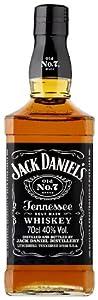 Jack Daniels Whiskey Birthday Limited 2011 70 cl