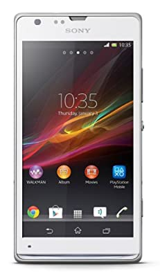 Sony Xperia L C2104 (Diamond White)