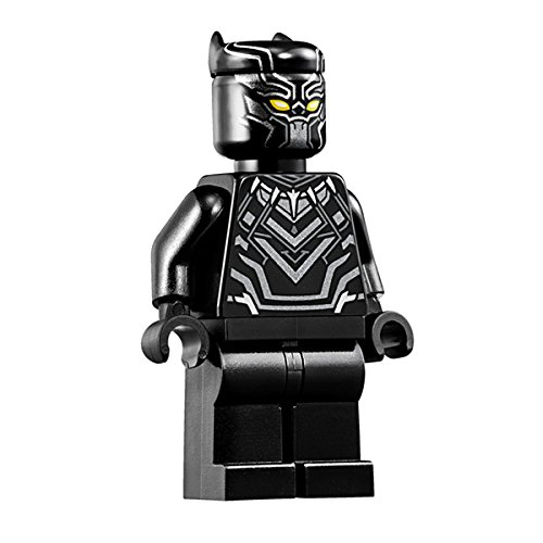LEGO Compatibili Decool Minifigures Pantera Nera T'Challa Marvel Dc Comics Super Heroes Action Figure