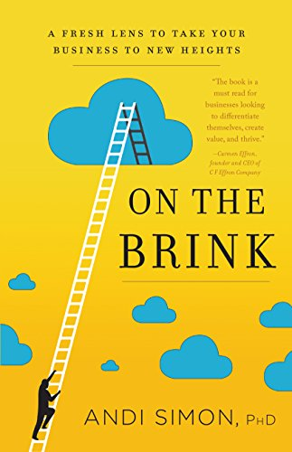 On the Brink: A Fresh Lens to Take Your Business to New Heights (Change Profile On compare prices)