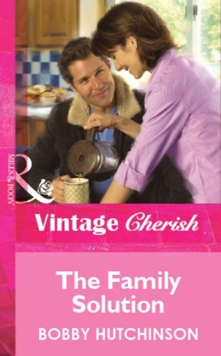 the-family-solution-mills-boon-cherish