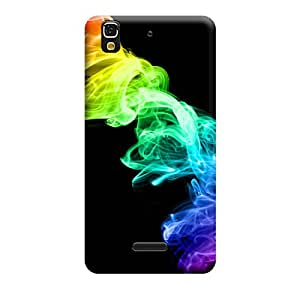 Ebby Premium Printed Mobile Back Case Cover With Full protection For Micromax Yureka (Designer Case)