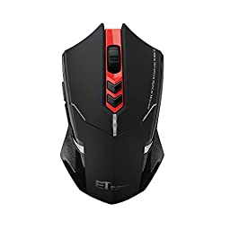 Habor Wireless Mouse Laptop Mouse Mice for Gaming with 2400 DPI for Game, PC, Notebook