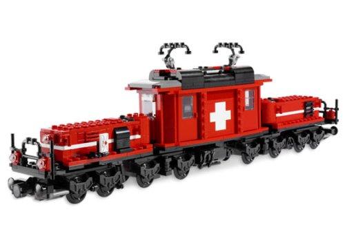 Hobby Train By Lego
