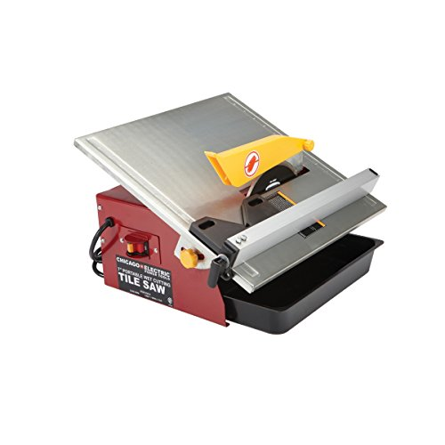 7 In. Portable Wet Cutting Tile Saw