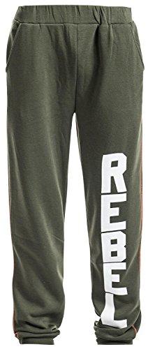 Star Wars Rebel Fighter Pantaloni jogging verde L