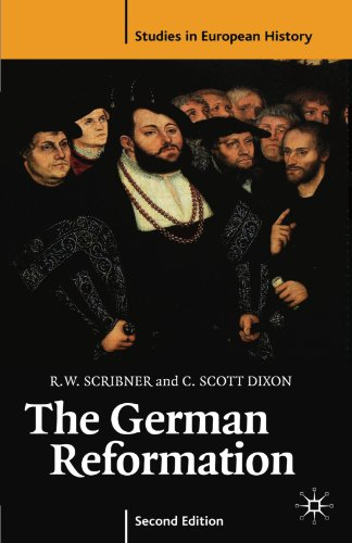 The German Reformation, Second Edition (Studies in...