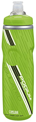 CamelBak Podium Big Chill Insulated Water Bottle, 25 oz, Sprint Green (Bike Bottle compare prices)