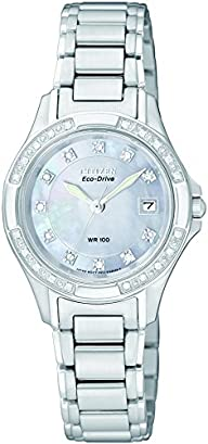 Citizen Women's EW2130-51D Silhouette Eco Drive Watch