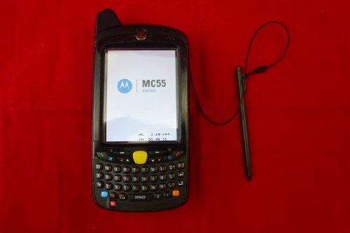 Motorola Mc55 - P/N: Mc5574-Pkcduqra9Wr - Wlan 802.11A/B/G / 1D/2D Hybrid Crosshair Scanner / Gsm Cellular / Integrated Gps / Qwerty Keypad / Windows Mobile 6.1 / 128Mb/512Mb / Bluetooth
